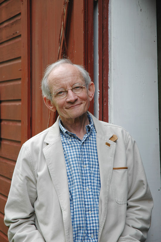 Spotlight Poet: Ted Kooser  - New Poems