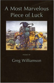 Greg Williamson at the bookstore & Amazon order information