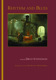 David Stephenson at the bookstore & Amazon order information